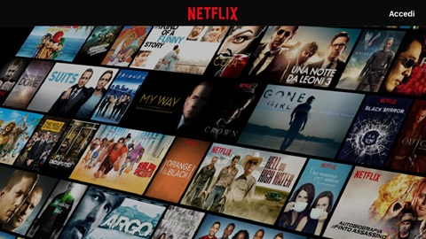 Netflix film offline