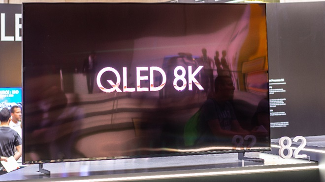 tv led 8k