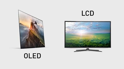tv oled o lcd