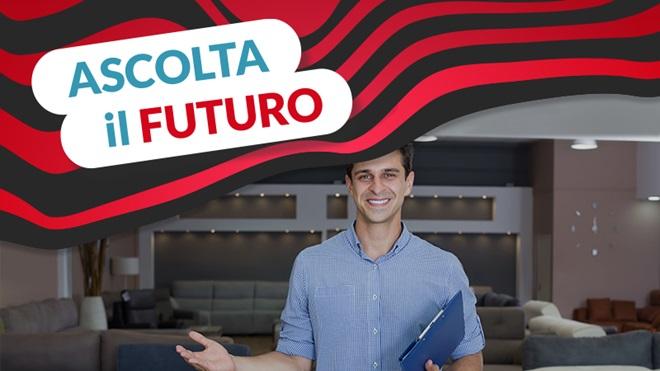 locandina ascolta il futuro
