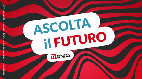 logo progetto Ascolta il futuro