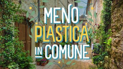 logo Meno Plastica in Comune
