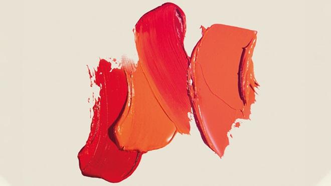 sbaffi color rosso