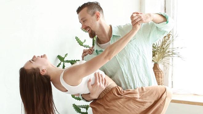 coppia che balla