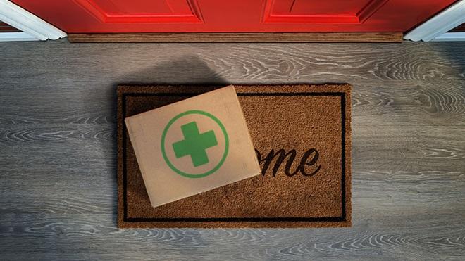 Delivery farmaci
