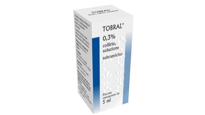 Ritirato il collirio antibiotico Tobral