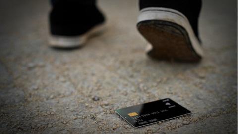 Carta di credito persa