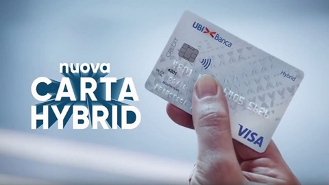 Carta Hybrid Ubi Banca