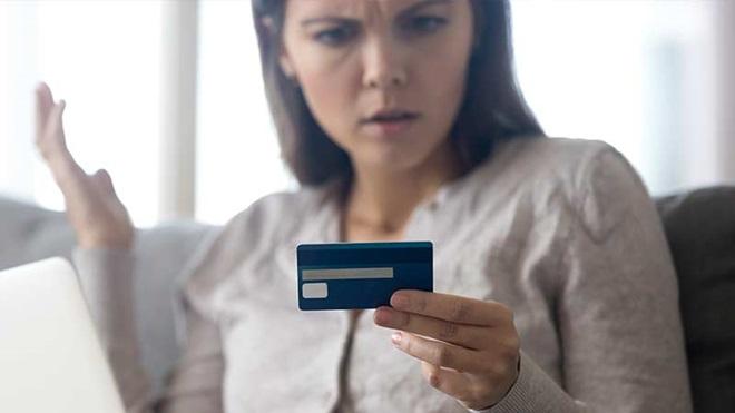 problemi con la carta di pagamento