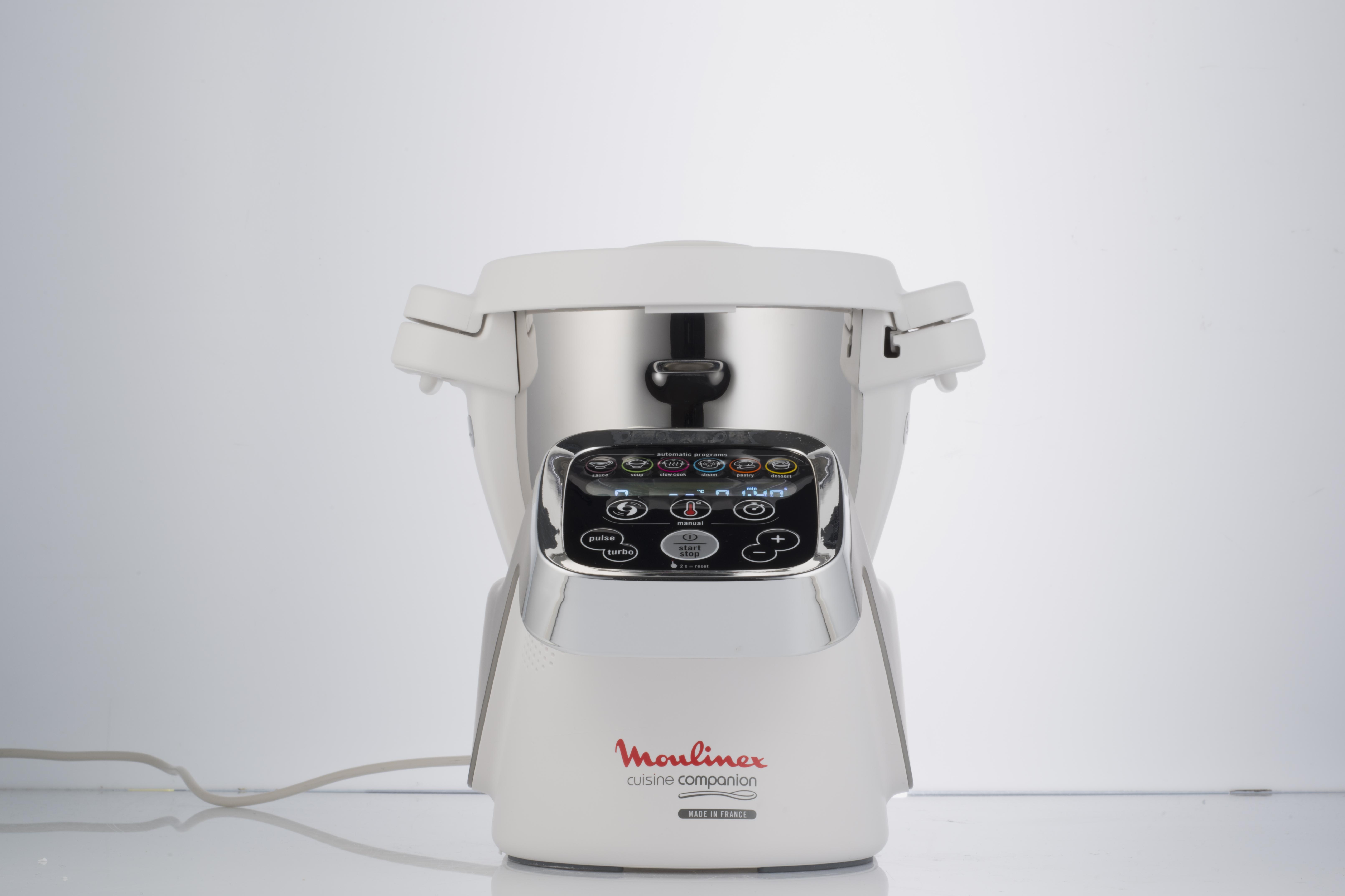robot da cucina moulinex nuovo modello a confronto col vecchio e con il bimby. Black Bedroom Furniture Sets. Home Design Ideas