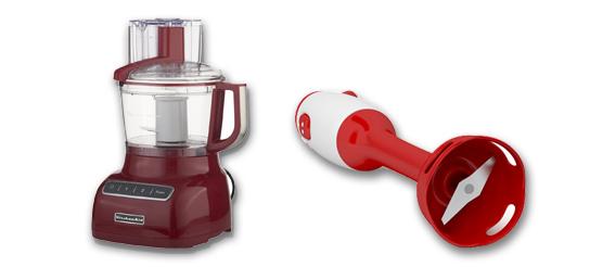 Frullatori a immersione o robot da cucina: quale fa per te?