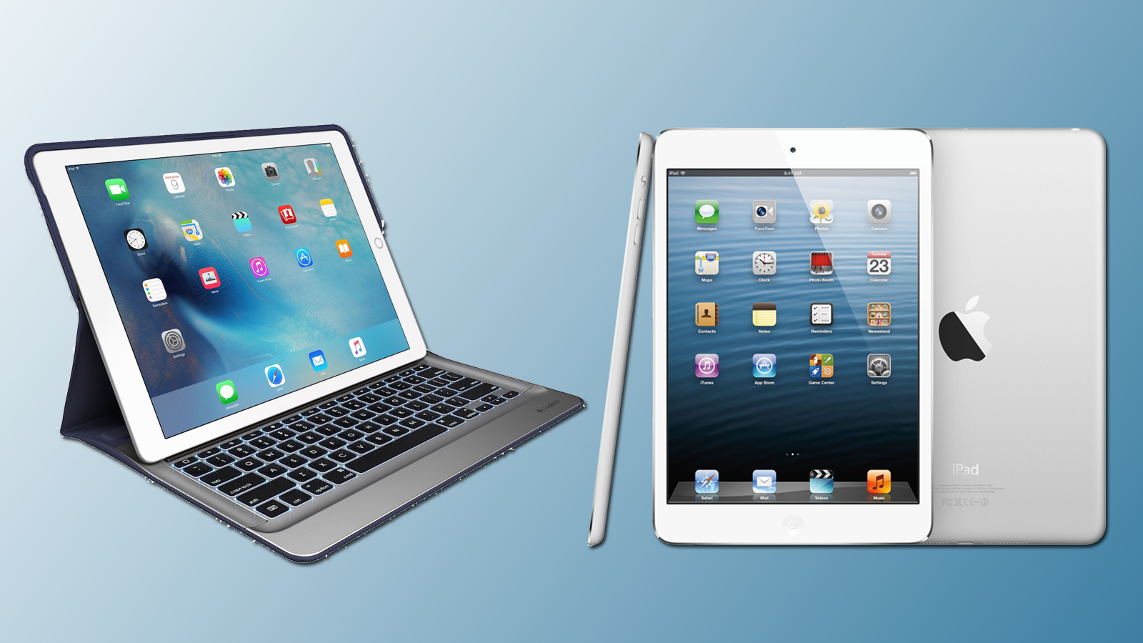 Tastiera logitech solar folio per ipad disponibile su amazon