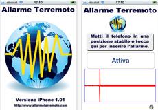 terremoti app