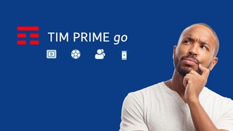 Tim modifica i piani ricaricabili: segnalato Prime Go
