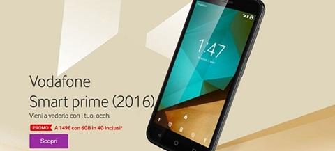 Vodafone Smart Prime, ma l'offerta conviene davvero?