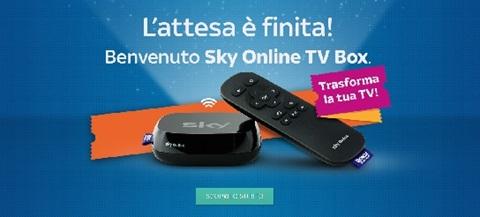 sky online tvbox