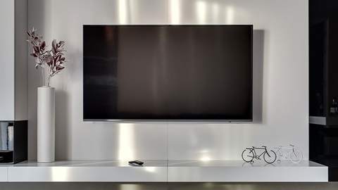 televisori muro