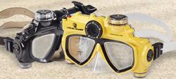 videocamera subacquea