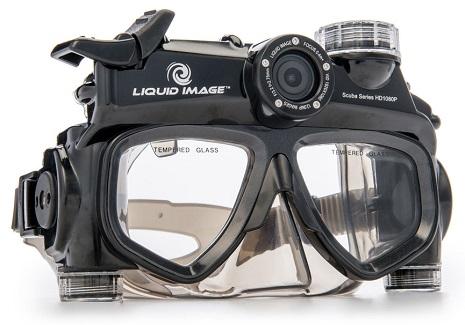 Action Camera Subacquea : Maschere da sub con videocamera e la qualità