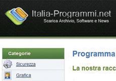 Italia.programmi, non pagare