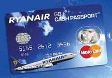 Ryanair e la nuova carta di credito con corsia preferenziale