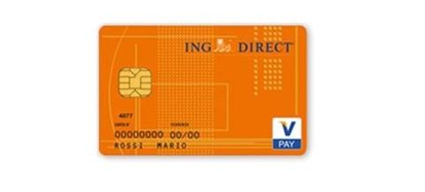 Conto corrente Arancio: addio al circuito bancomat, resterà solo VPay