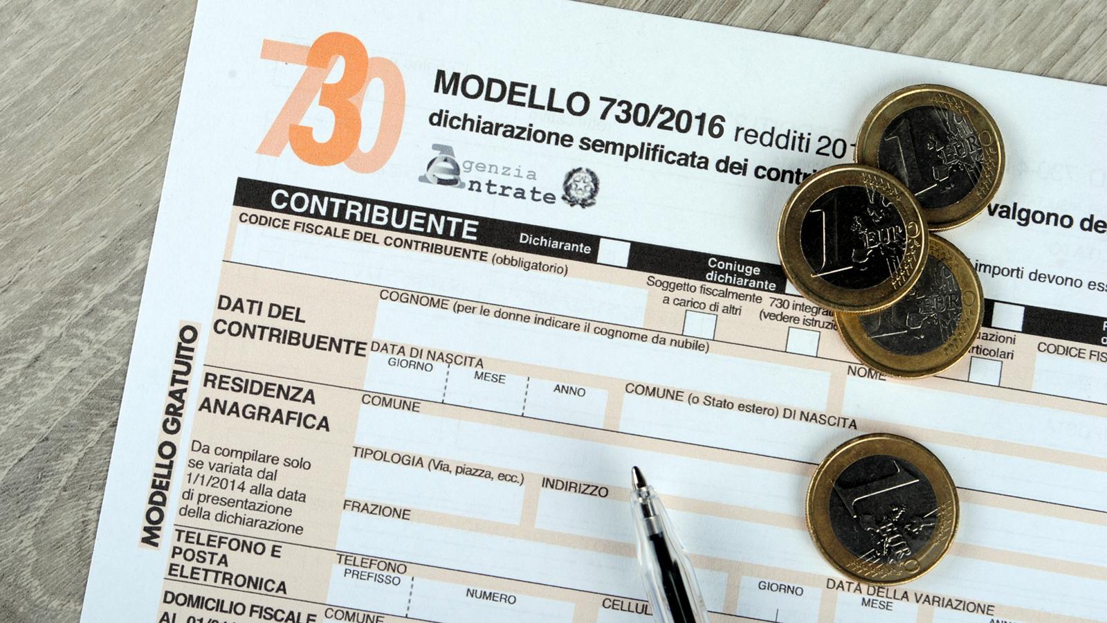 Tutto quello da sapere sul modello 730 del 2017 altroconsumo for Modulo 730 anno 2017