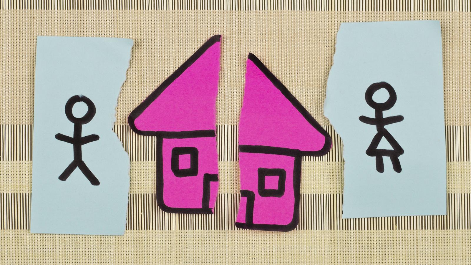 Risultati immagini per separazione casa