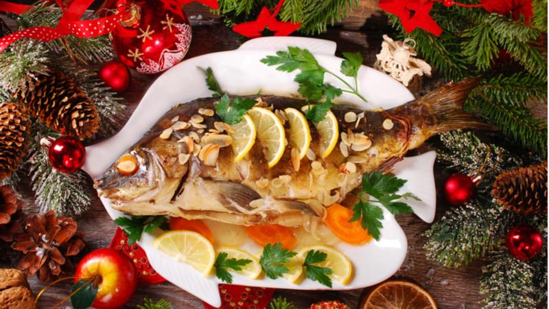 Pesce natalizio